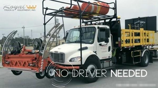 【物流资讯】无人驾驶不新鲜 卡车上还有这些高科技