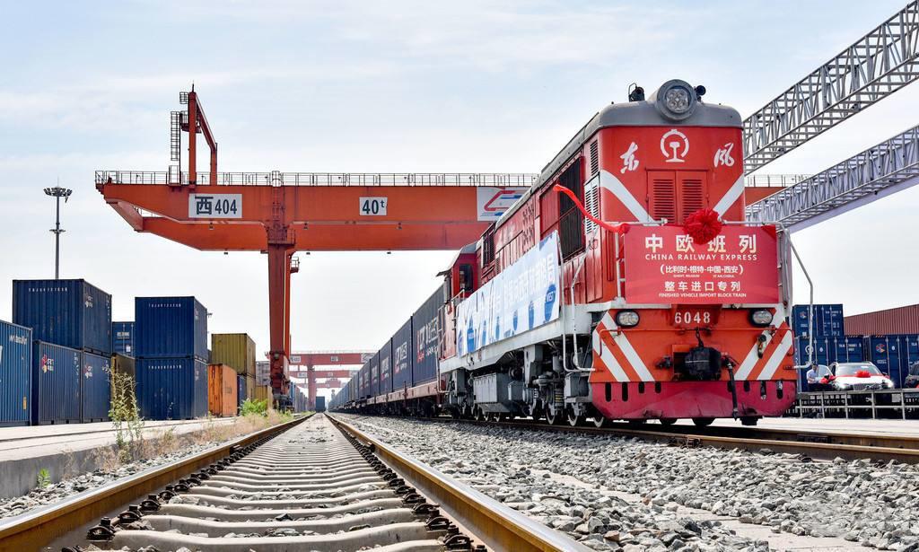 西部物流交通展四月盛大举办,助力陕西三个经济加速发展