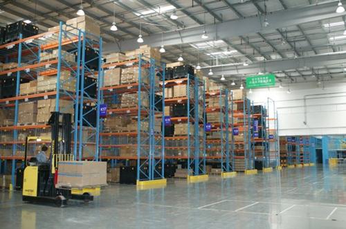第三方仓库租赁租金收入往往利用空间托盘储位提高