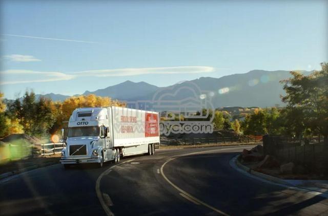优步无人车完成首单商业载货任务 每小时运行89公里