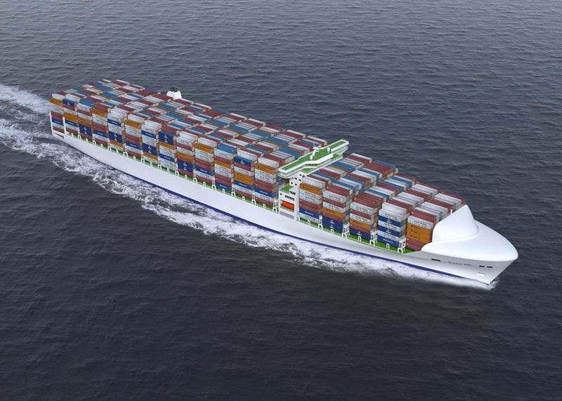 什么是集装箱运输?一种新型的高效运输方式