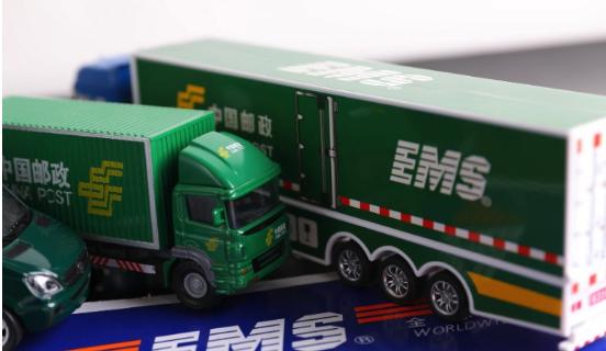 EMS经济快递下线 快递市场竞争格局多变