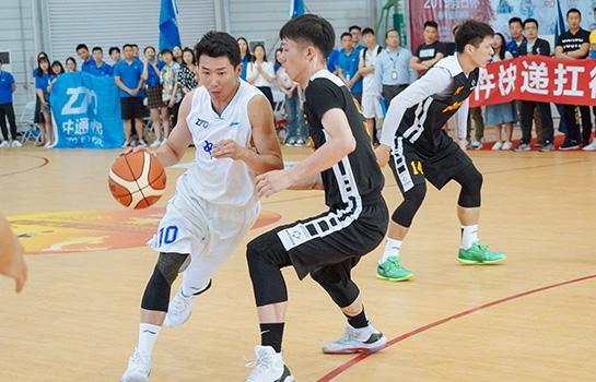 """【资讯】2019年""""黑马杯""""快递行业篮球邀请赛圆满落幕"""