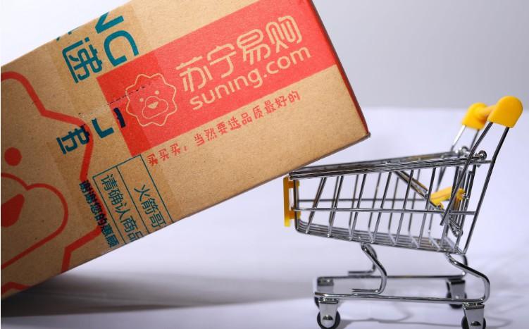 苏宁加码智慧物流 市场竞逐突围不易