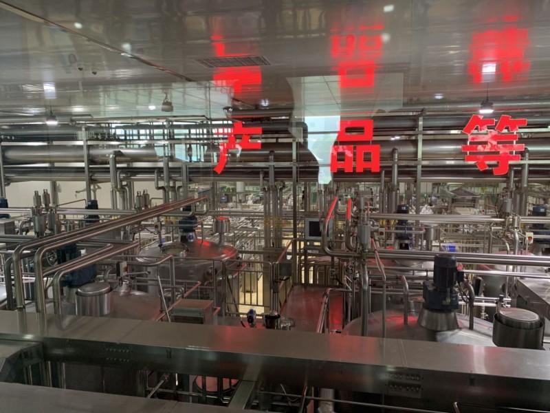 """【物流资讯】探仓二丨蒙牛全液态冷链工厂,""""冰激凌、酸奶""""等诞生的地方"""