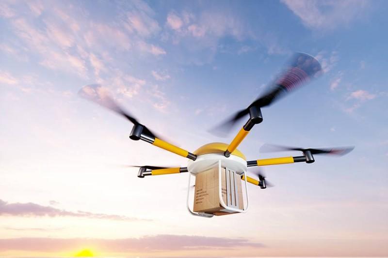 【物流资讯】无人机是物流业的未来吗?