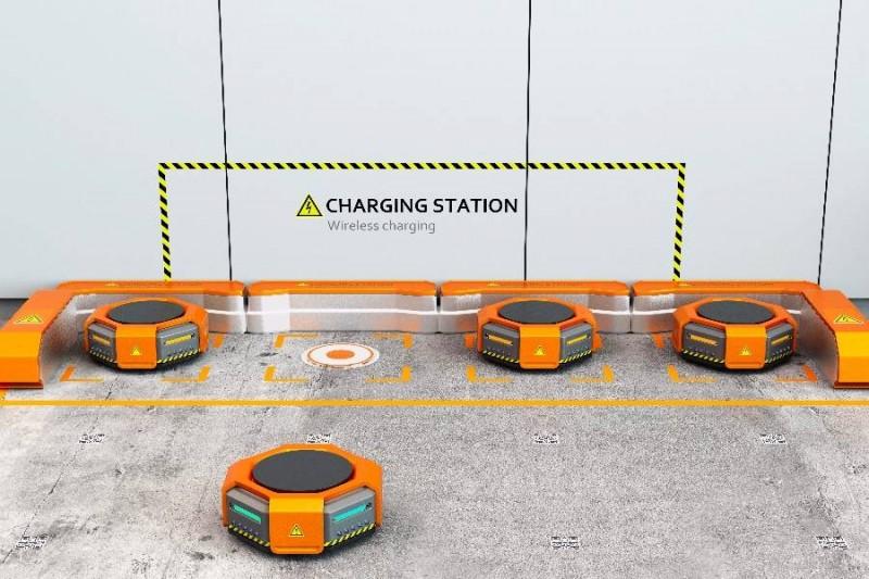 激光,磁性,视觉,带你领略AGV最好的导航系统