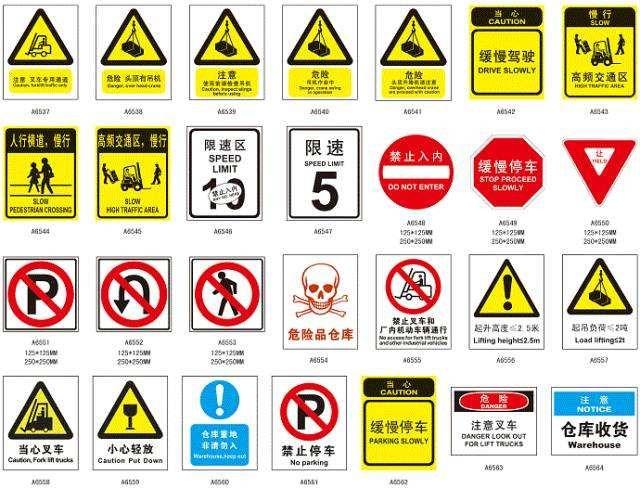 仓库管理需要哪些标识?常见标识及标识分类一览