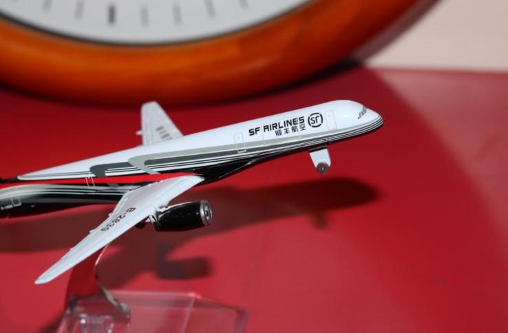 顺丰航空开通首条洲际货运航线 最大业载超110吨