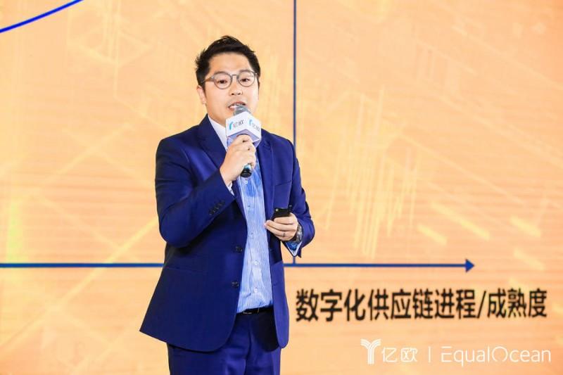 顺丰DHL副总裁黎志豪: 数据把控,供应链从个性化需求到标准化服务