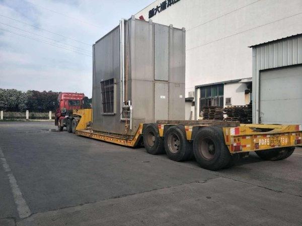 办理大件物流运输流程  了解大件运输物流特点