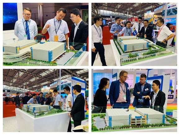 第一产业集团亮相第14届国际物流与供应链博览会