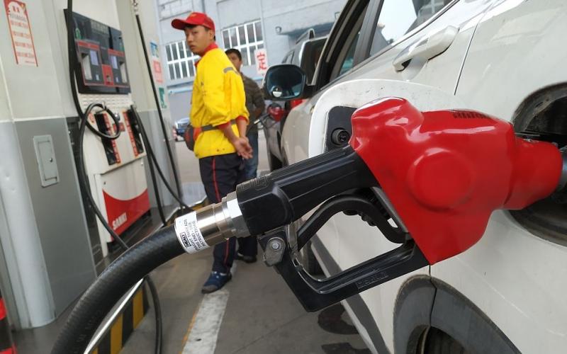 油价年内第七降 加满一箱油少花6元