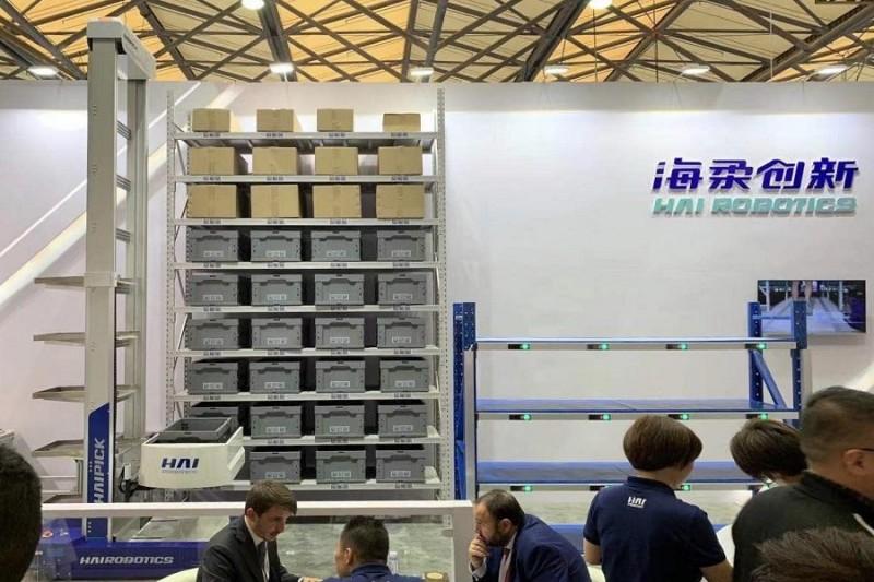 新一代货箱到人库宝系统,未来将推动更多场景落地