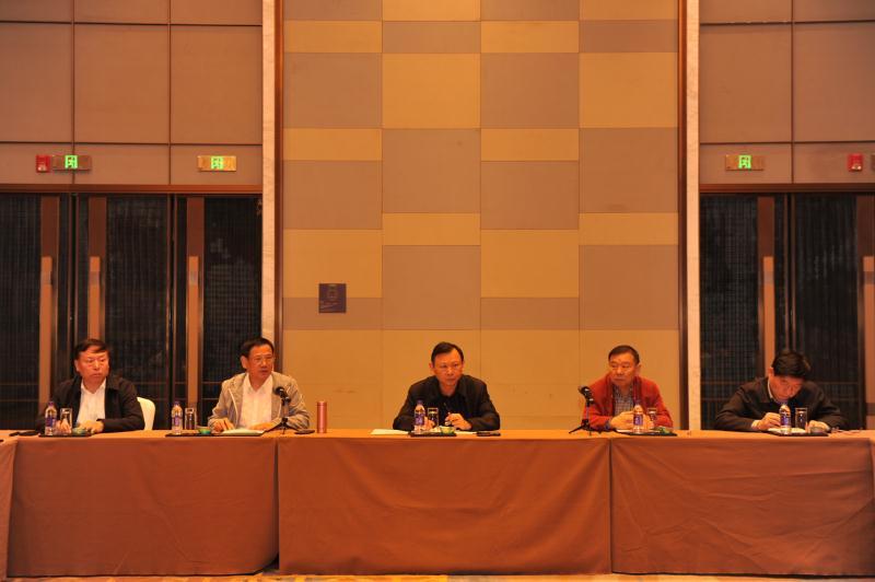 全国地方物流行业协会负责人座谈会在天津召开