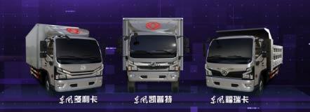 2019中国国际商用车展东风轻型车B19亮相!
