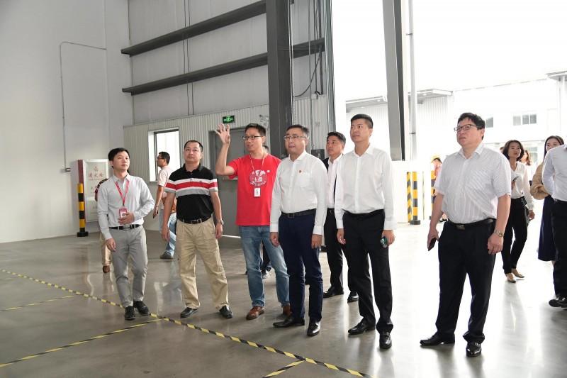 万纬中山物流园开园,京东物流中山家电产地仓正式启用